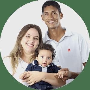 Carlos Lima e família